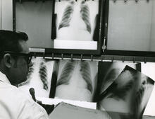 Carrie Arnold - Black Lung Diease X-rays